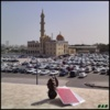 Photo: Friday at noon, near a mosque.