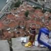 Photo: Widok na starówkę kotorską