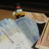 Photo: Hilfe ich ertrinke in meinem Geld!