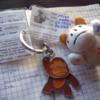 Photo: Słitfocia u mnie na biórku z małpiszonem