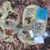 Photo: Ze skrzynką - worki w strzępach wymieniłem