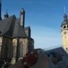 Photo: Zwischen Köthener Rathaus und Jakobskirche