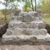 Photo: Odbudowa pomnika