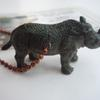 Photo: New Rhinoceros­ pinned to Label