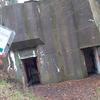 Photo: Krecik w jednym z bunkrów na Helu