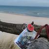 Photo: Koniec picia  na plaży! Jedziemy dalej:)