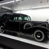 Photo: Cadillac Piłsudskiego - jedyny egzemplarz na świec