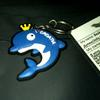 Вот я какой дельфинчик по имени Весёлый Дупин!
