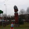 Photo: Papa Smerf nadzorca odwiedził GC5J02A