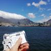 Photo: Вид на Кейптаун и Столовую гору.