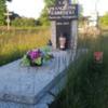 Photo: Geoturysta #8 na cmentarzu w Brennie