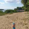 Photo: Dębiec plaża