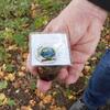 Photo: Globi mit Holzauge