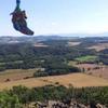 Photo: Widok ze szczytu Ostrzycy
