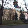 Photo: przed pałacem w Rydzynie