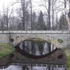 Photo: Mostek nad fosą